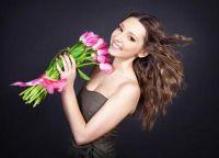sesja zdjęciowa z kwiatami 8