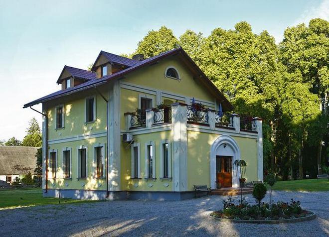 Гостевой дом Leču muiža
