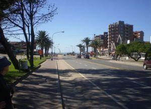 Центральный проспект города