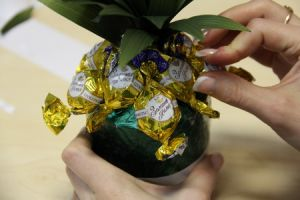 ananas ze słodyczy11