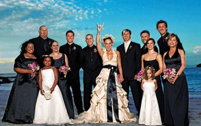 В 2006 году Пинк вышла замуж за Кэри Харта