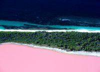 Pink Lake Hiller Australia_1