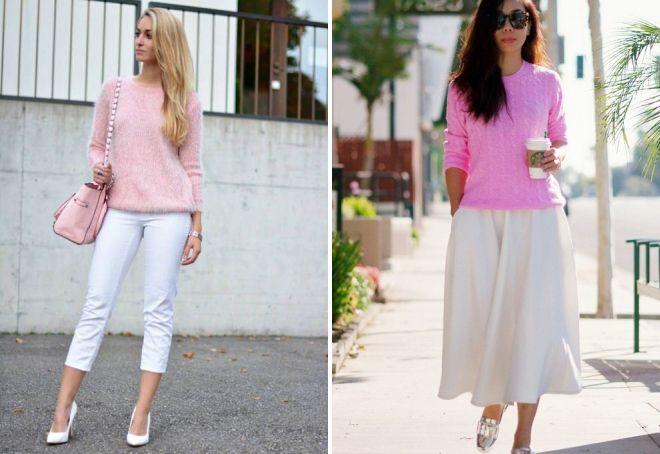 расположение розеток розовый джемпер с чем носить фото запрос