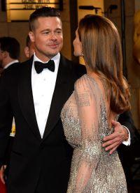 На одном из последних Оскаров пара еще была счастлива