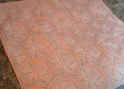 pletene pokrivače za novorođenčad