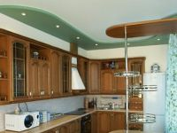 Mavčne plošče v kuhinji2