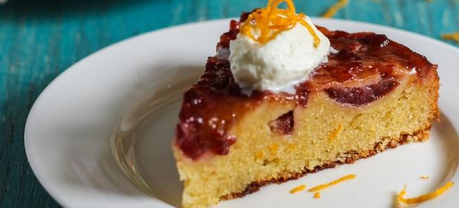 Smažte koláč v pomalém sporáku