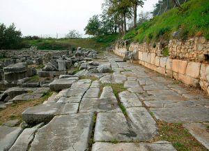 Древняя дорога Эгнантиа