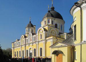 Pokrovski ženski samostan u Moskvi 11