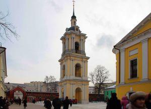Pokrovski samostan u Moskvi 14