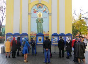 Pokrovski ženski samostan u Moskvi 15