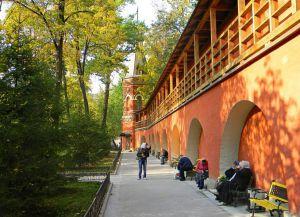 Pokrovski samostan u Moskvi 7