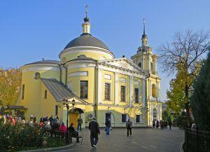 Pokrovski samostan u Moskvi 8
