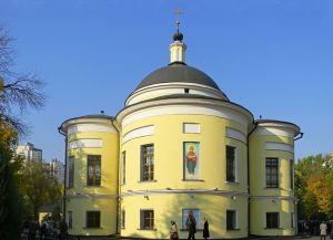 Pokrovski ženski samostan u Moskvi 9