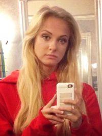 Polina Maximová bez makeupu 12