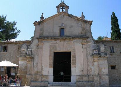 Церковь Nostra Senyora dels Angels