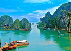 Красота залива Лонг-Бей