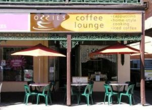 Кофейня Ozzie's Coffee Lounge
