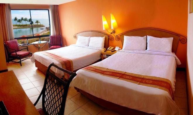Номер в отеле Порт Диксона