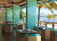 Отель InterContinental Resort Mauritius ресторан