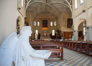 Собор святого Джеймса изнутри