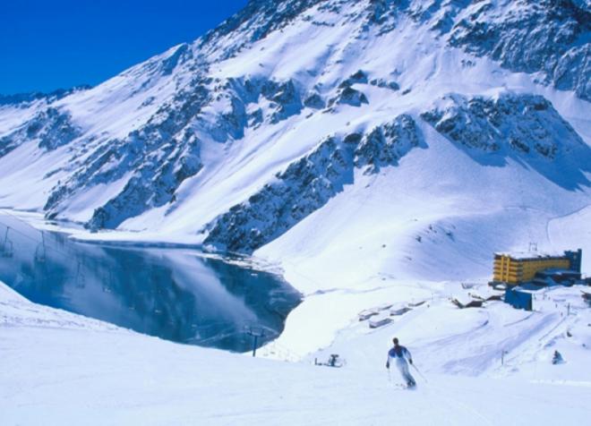Горнолыжный курорт в Чили