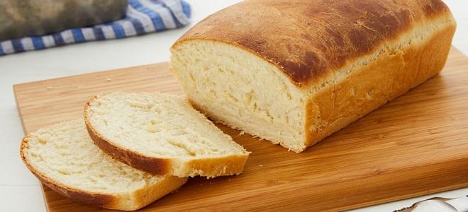 Хлеб на кромпирју