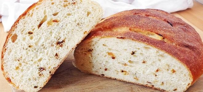 Хлеб кромпира
