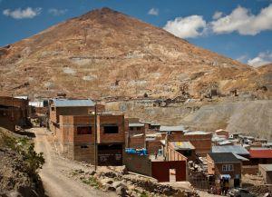 Рудники и шахты