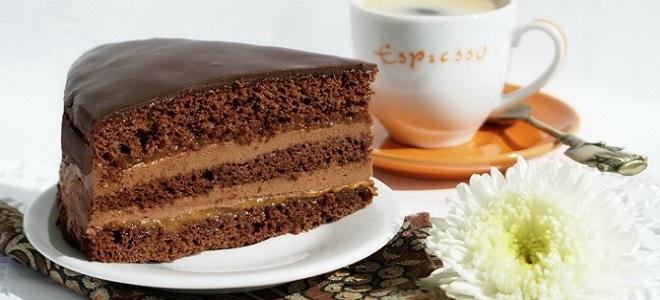 Прагска торта
