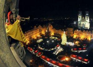 Praha v zimě 11