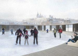 Praha v zimě14