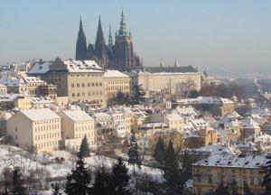 Praha v zimě2