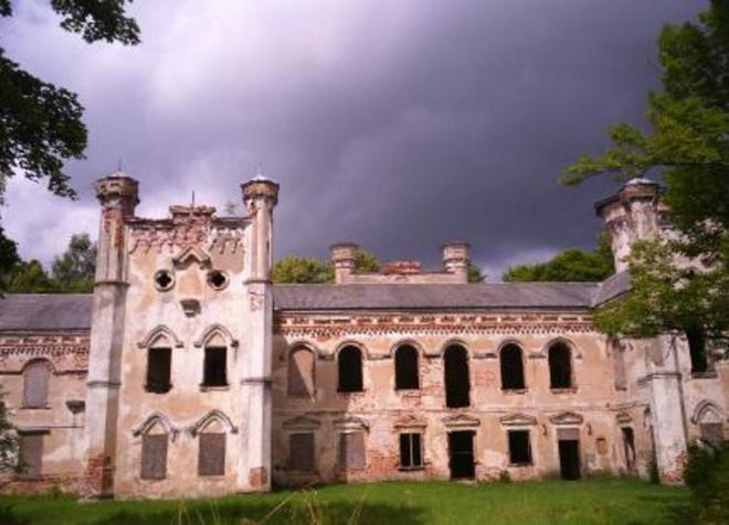 Прейльский замок