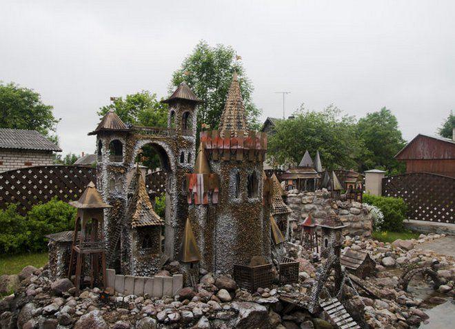 Михайловград - сказочная достопримечательность Прейли