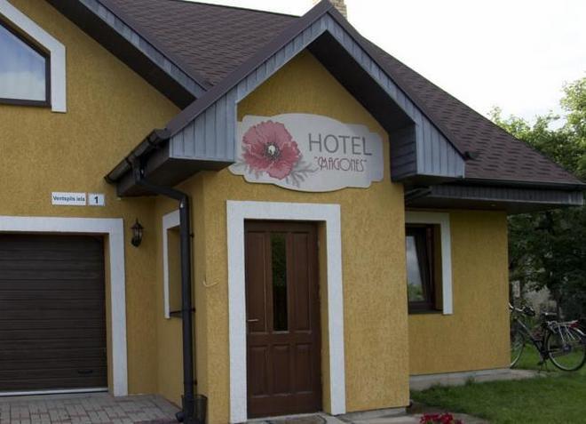 Отель Guest House Magones в Прейли