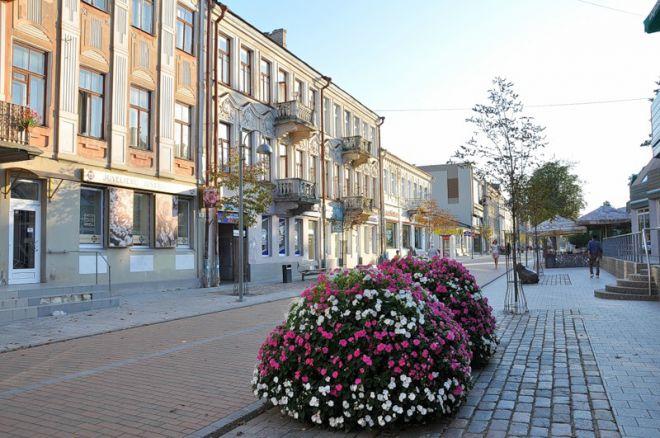 Улицы Прейли