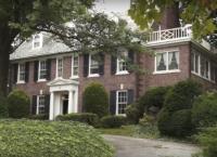 Дом находится в Филадельфии