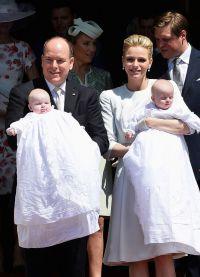 Князь Альбер привезет своих детей в дом в Филадельфии