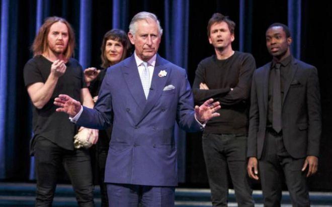 Принц Чарльз выступает против продуктов с ГМО