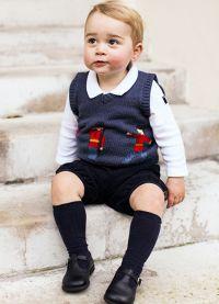 Кейт Миддлтон доверяет создание костюмов юного принца дизайнеру Рэйчел Райли