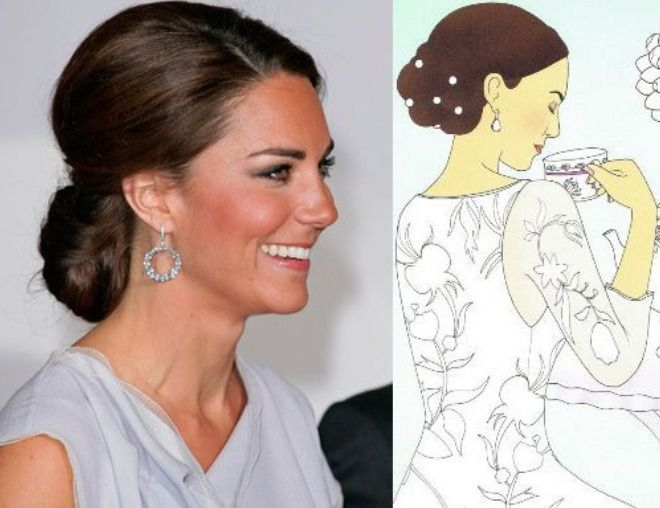 Кейт и ее изображение