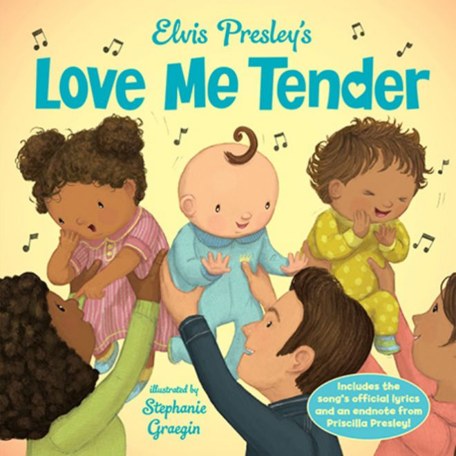 Обложка книги Love Me Tender