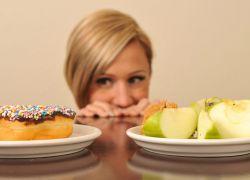 żywność o wysokim i niskim indeksie glikemicznym