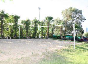 Adelias Bay волейбольная площадка