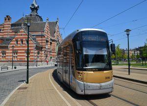 Брюссельский трамвай