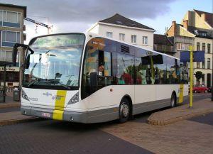 Автобусы Бельгии