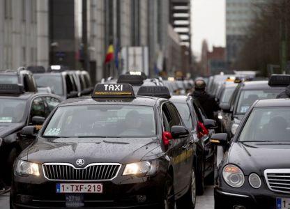 Такси в Брюсселе