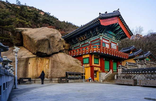 Храм на горе