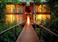 Отель La Cantera Jungle Lodge
